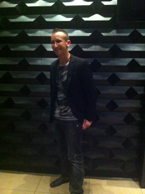 Stephen Mikhail Resort 2012 Fashion Show Designer Gansevoort Park Hotel Penthouse Chance Tv Press Interview