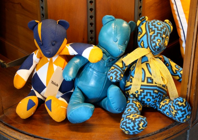 Teich Store Hand Made Stuffed Animals Teddy Bears