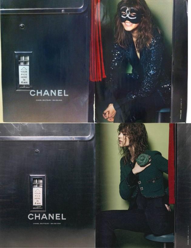 Chanel Fall 2011-2012 Campaign