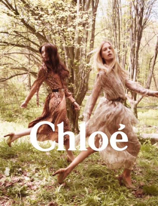 Chloe Fall 2011 Campaign