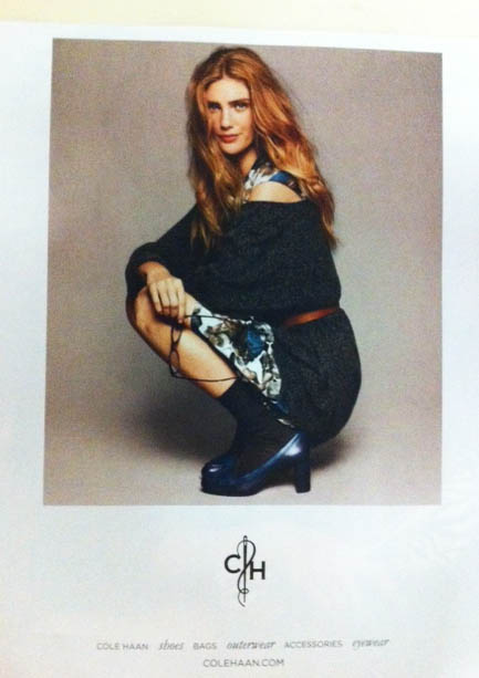 Cole Haan Fall 2011 Campaign
