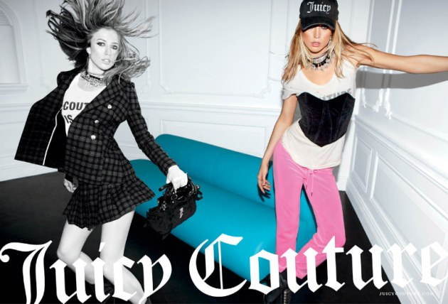 Juicy Couture Fall 2011 Campaign