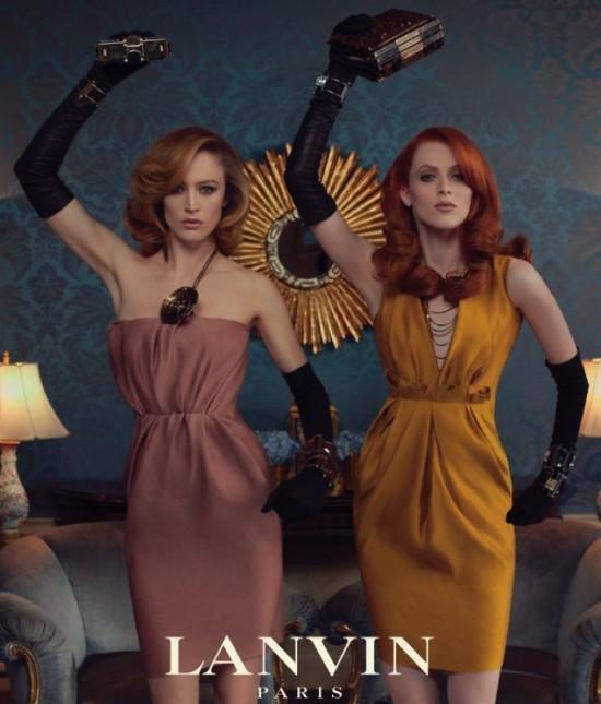 Lanvin Fall 2011 Campaign2