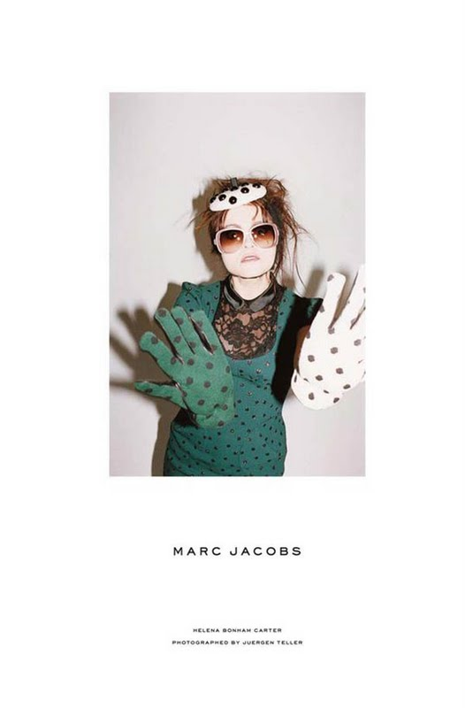 Marc Jacobs Fall 2011-2012 Campaign