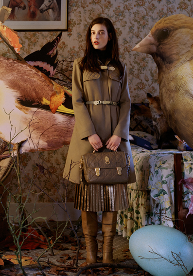 Mulberry Fall 2011 Campaign 2