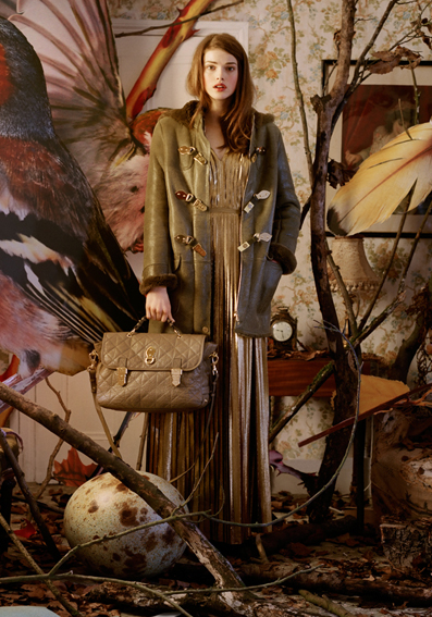 Mulberry Fall 2011 Campaign 3