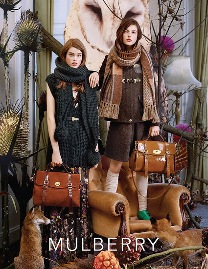 Mulberry Fall 2011 Campaign