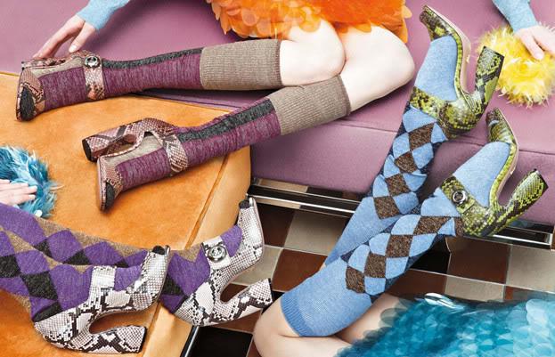 Prada Fall 2011 Shoe Campaign2