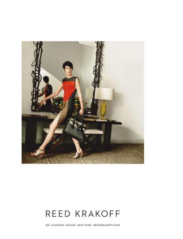 Reed Krakoff Fall 2011-2012 Campaign