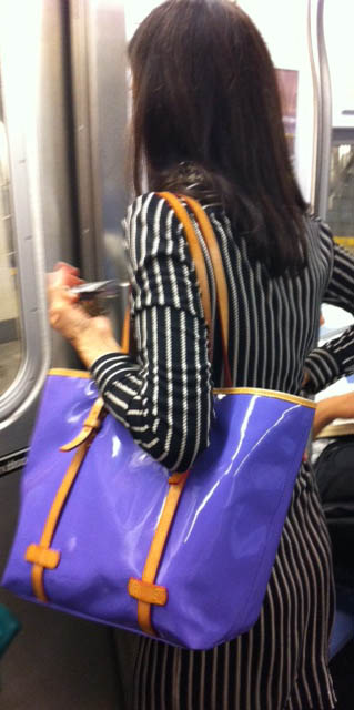 Street Style On The L Train