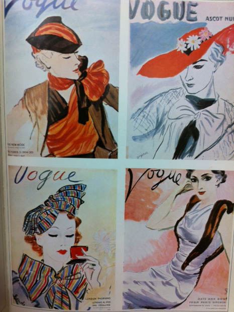 Vogue 1930s Covers