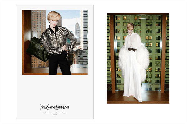 Yves Saing Lauren YLS Fall 2011 Campaign
