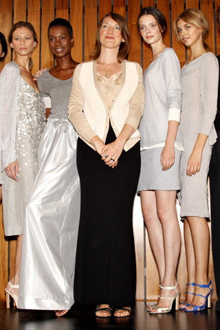 M. Patmos With Models Spring 2012
