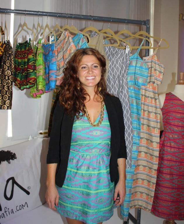Afia Spring 2012 Nolcha Fashion Week Designer