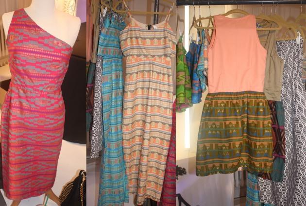 Afia Spring 2012 Nolcha Fashion Week Dresses
