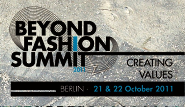 Beyond Fashion Summit Berlin