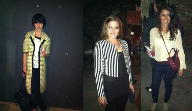 Daniella Kallmeyer Spring 2012 Outfits