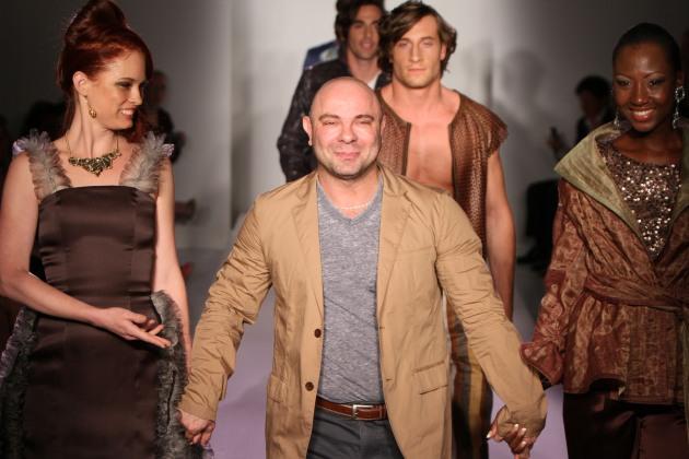 Danilo Gabrielli Spring 2012 Nolcha Fashion Week Designer