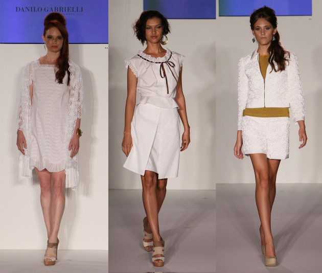 Danilo Gabrielli Spring 2012 Nolcha Fashion Week