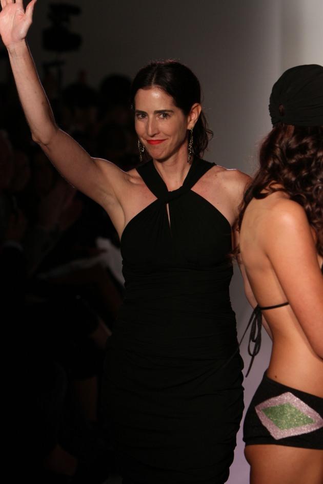 Elizabeth Kosich Spring 2012 Fashion Show Nolcha Fashion Week Designer