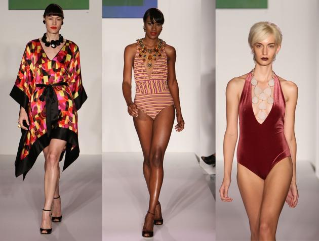 Elizabeth Kosich Spring 2012 Fashion Show Nolcha Fashion Week