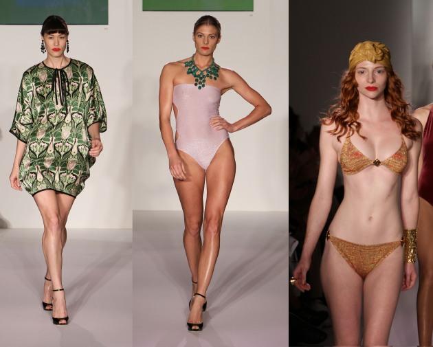 Elizabeth Kosich Spring 2012 Fashion Show Nolcha Fashion Week2