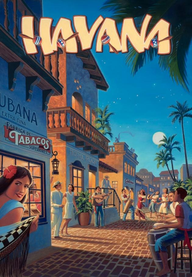 Havana Poster