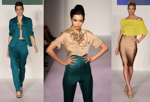 K. Borgella Spring 2012 Nolcha Fashion Week