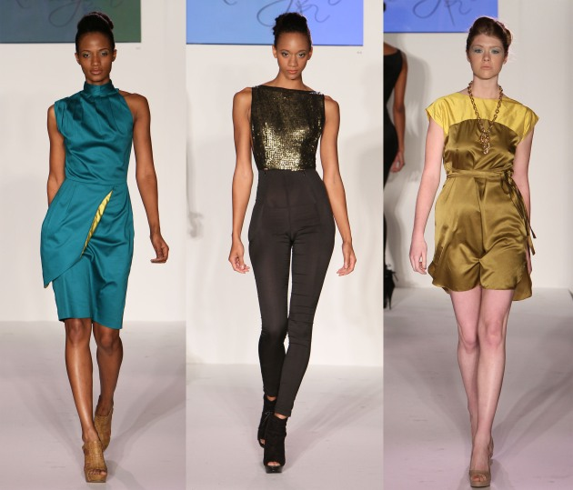 K. Borgella Spring 2012 Nolcha Fashion Week2