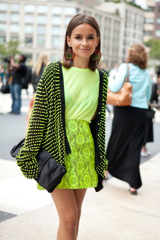 La Dolce Moda Russian It Girl Miroslava Duma