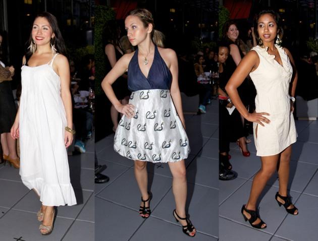 Soham Dave Fashion Show Eventi Hotel New York Fashion Week Spring 2012-2