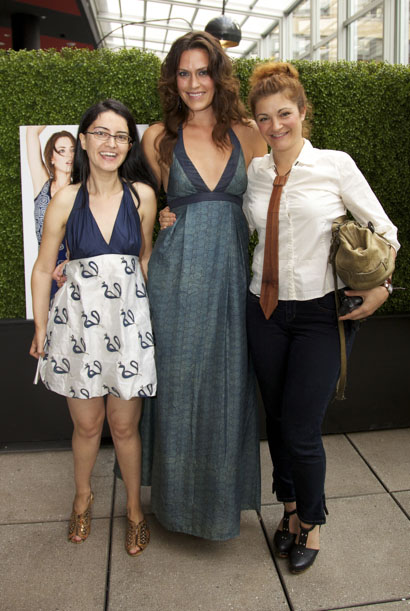 Soham Dave Fashion Show Eventi Hotel New York Fashion Week Spring 2012 Designer Nimet