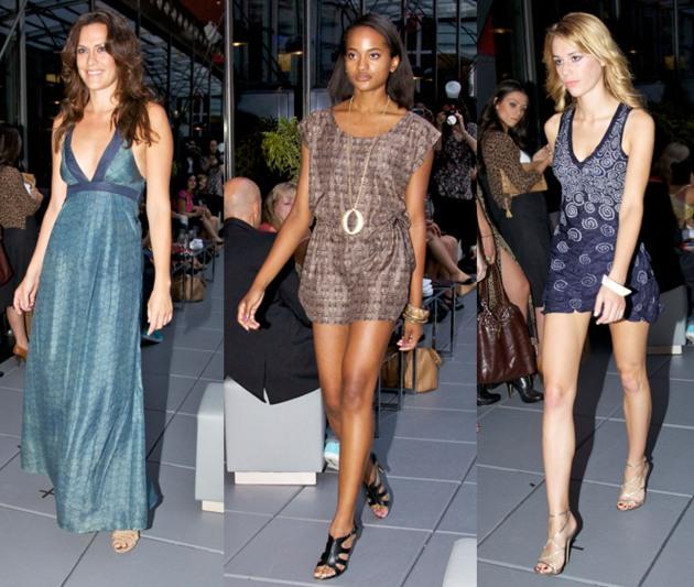 Soham Dave Fashion Show Eventi Hotel New York Fashion Week Spring 2012