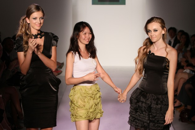 Yrys Spring 2012 Nolcha Fashion Week Designer