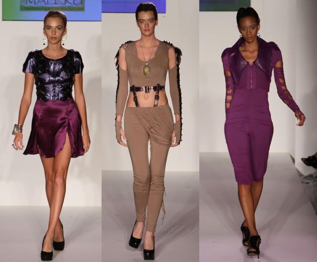 Zula Studio And Maleku Jewelry Spring 2012 Nolcha Fashion Week