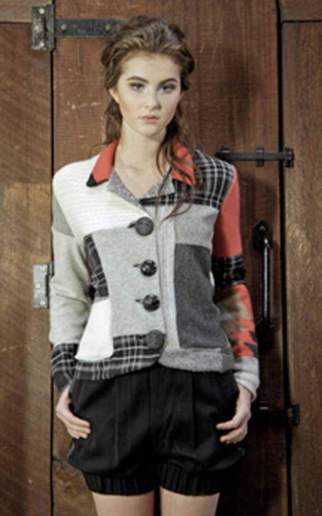 Adhesif Fall 2011 Beyond Blazer