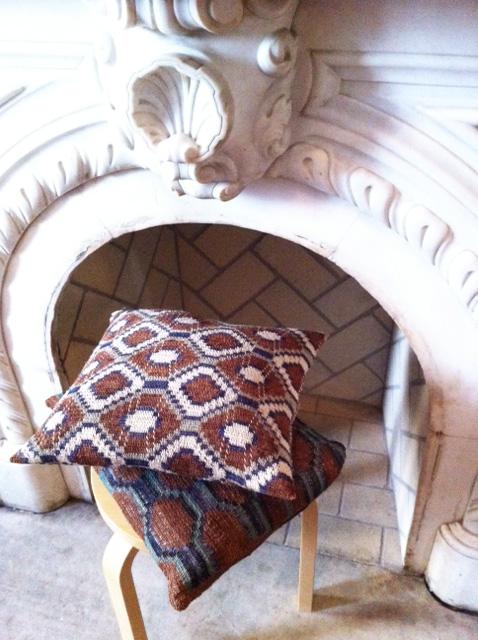 Nuraxi Pillows