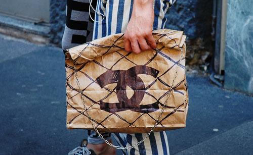 Fake Fashion Chanel Bag Conterfeit Fashion
