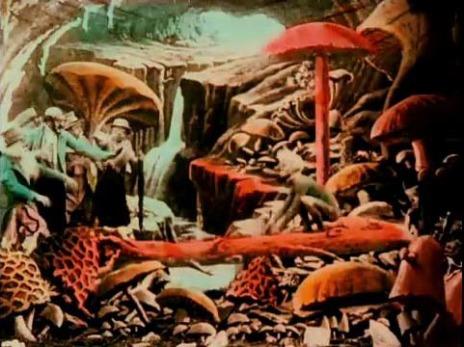 Le Voyage Dans La Lune  A Trip To The Moon Georges Melies Movie Still 2