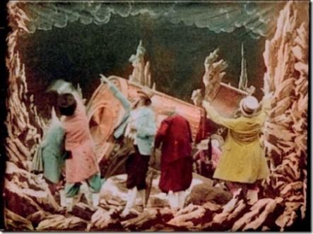 Le Voyage Dans La Lune  A Trip To The Moon Georges Melies Movie Still 3