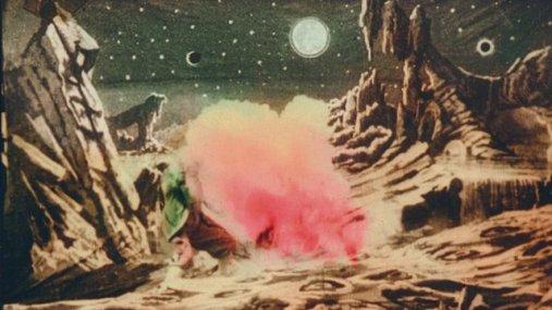 Le Voyage Dans La Lune  A Trip To The Moon Georges Melies Movie Still 4