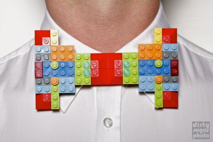 MoMA Contemporary Galleries BowTie Legos Made In Forest Hills