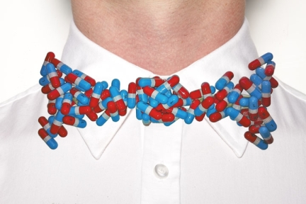 MoMA Contemporary Galleries BowTie Pills Made In Forest Hills