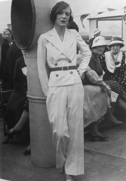 Vintage Style Ladylike Suits 1932