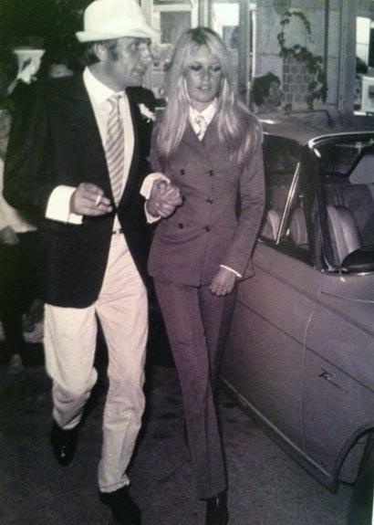Vintage Style Ladylike Suits Brigitte Bardot 1967