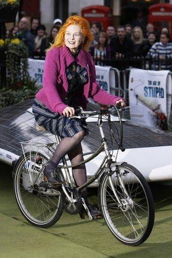 Vivienne Westwood Bike and Heels