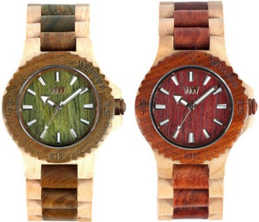 We Wood Wooden Watches