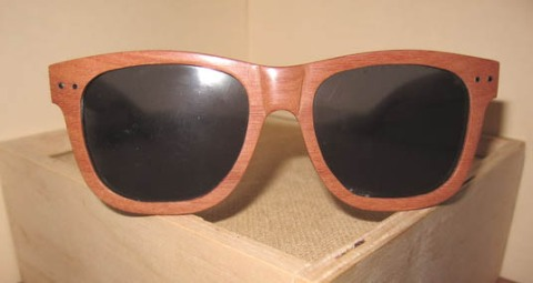 Yeg Wood Wooden Sunglasses