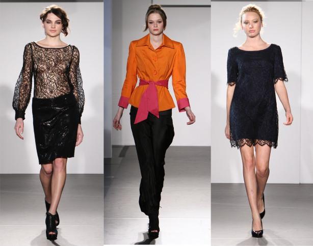 Antonia Fall 2012 Collection