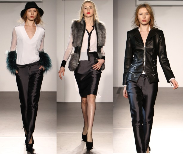 Carlos Luna Fall 2012 Collection